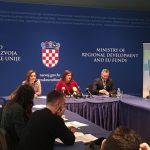 U Ministarstvu regionalnoga razvoja i fondova Europske unije predstavljeni rezultati iskorištenosti fondova Europske unije u 2018. godini