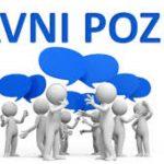 """Javni poziv poduzetnicima za dodjelu potpora male vrijednosti iz """"Programa provedbe mjera ruralnog razvoja Primorsko-goranske županije za razdoblje 2017. – 2020."""" za razvoj malog gospodarstva u 2019. godini"""