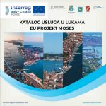 Izrađen Katalog usluga u lukama u okviru projekta MOSES