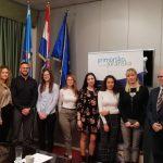 Ravnatelj Vedran Kružić u sjedištu Primorsko-goranske županije primio studente Pravnog fakulteta u Rijeci