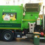 "Objavljen natječaj ""Nabava komunalnih vozila za odvojeno prikupljanje otpada"""